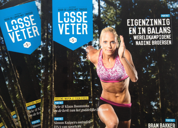 Losse Veter #5 is uit! — PUNTPIXEL
